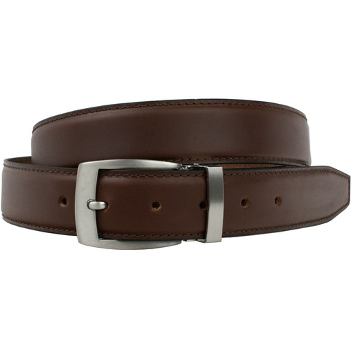 Nickel Smart® Brown Dress Belt