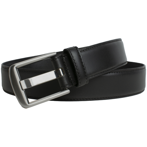 Nickel Smart® Black Wide Pin Belt