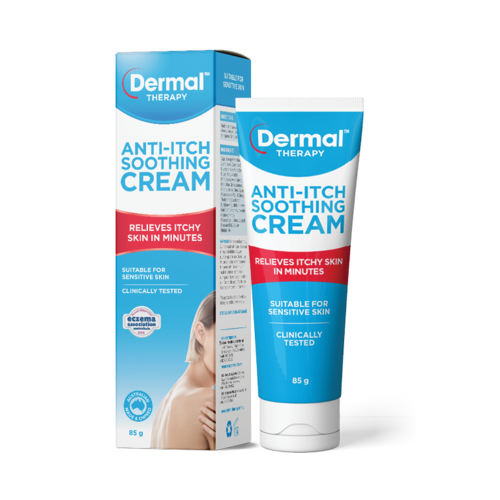 Dermal Anti-itch Soothing Cream