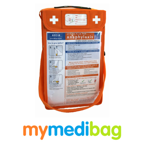 MyMediBag Insulated A4