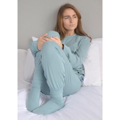 Bamboo Pyjamas for Adults with Skin Conditions