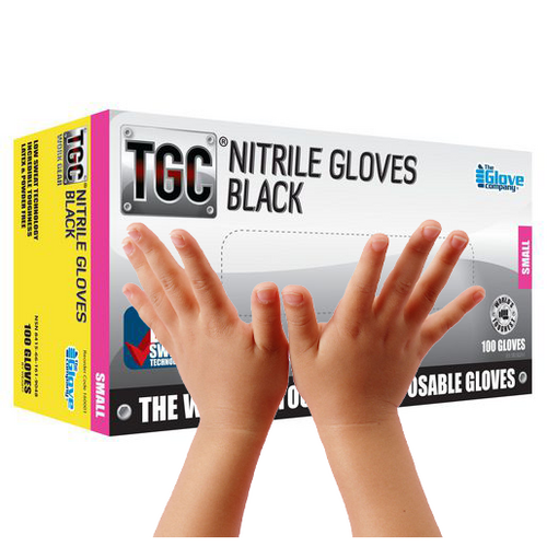 Nitrile Gloves for Kids - Craft & Work